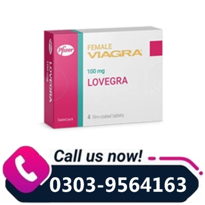 Female Viagra in Pakistan